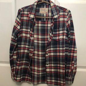 Flannel shirt!